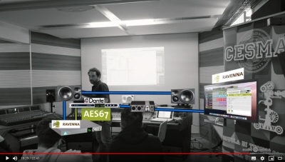 Plugfest: una dimostrazione pratica - Workshop audio networking (video #5 di 5)