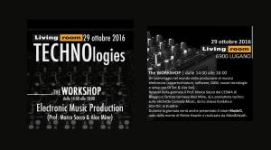 TECHNOlogies – Workshop & Party