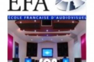 École Française d'Audiovisuel - Corso di Tecnico del suono live